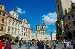 Passeio de meio dia pela Cidade de Praga