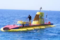 Tour submarino de 3 horas en Hurghada