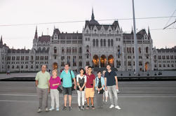 Budapest Combo: Buda Castle District Including Fisherman's Bastion with Night Walking Tour and River Cruise