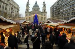 Budapest Mercado de Navidad Tour con cata de vinos