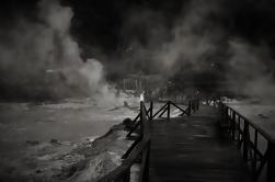 Excursión de medio día a las aguas termales de Furnas
