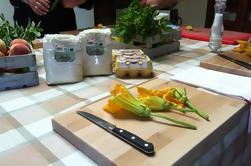 Clase de cocina toscana con almuerzo