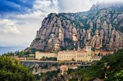 Tour Privado: Visita de Montserrat y Cava