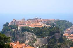 Cannes Shore Excursion: Excursión de un día a Mónaco y Eze