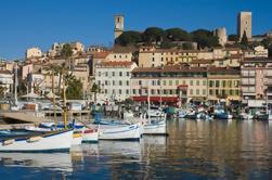 Private Half-Day Trip: Cannes y Antibes de Niza en Minivan