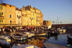 Saint Tropez en Minivan desde Nice