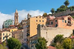 Tour privado: Riviera italiana en Minivan desde Niza