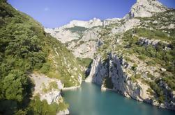 Excursión privada: Excursión de un día a las gargantas de Verdon desde Niza