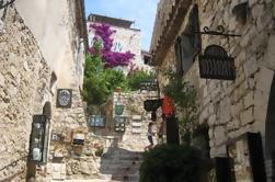 Villefranche Shore Excursion: Excursión de un día privado a Mónaco, Eze y Niza