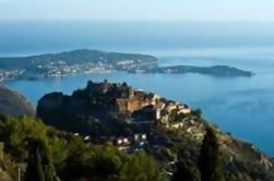 Villefranche Shore Excursion: Excursión de medio día a Monte Carlo y Eze