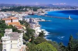 Villefranche Shore Excursion: Viaje privado de medio día a Niza
