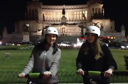 Especial de noche - 2 horas segway Tour de Roma