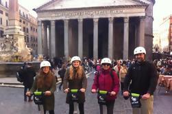 Tarde privada 4 horas segway Tour - Gloria de Roma