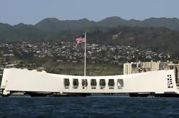 Oahu Day Trip: Pearl Harbor, Honolulu e Punchbowl da Ilha Grande