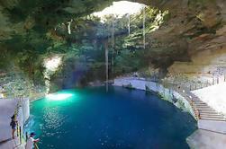 Ek Balam y Hubiku Cenote Combo Tour