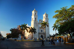 Valladolid Magic Town Sightseeing Tour Van Cancun