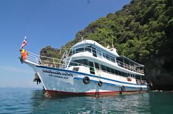Di isola in isola Day Trip da Koh Lanta includono Buffet Lunch