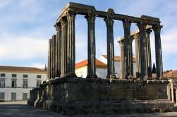 Evora Private Hele dag Sightseeing Tour van Lissabon