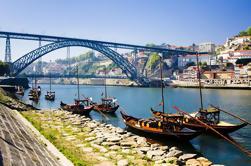 Porto Excursão privada de dia inteiro a partir de Lisboa