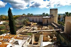 Jerez de la Frontera con Alcázar y Entrada Catedral