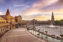 Exposição Ibero-Americana de Sevilha Visita guiada e cruzeiro fluvial
