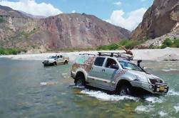 15 Noche 4x4 de lujo de auto-guía guiada por el Perú