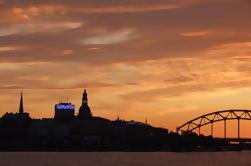 Aeropuerto de Riga a la ciudad de Riga