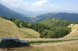 7-Day 4x4 Adventure Tour Privado en Transilvania desde Bucarest