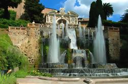 Villa de Adriano y Villa d'Este de Roma