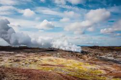 Excursión de un día a la Península de Reykjanes volcánica de grupos pequeños desde Reykjavik, incluida la experiencia de la cueva de lava
