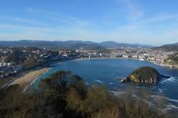 Excursión de un día a San Sebastián y la Costa Vasca desde Bilbao