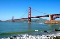 San Francisco a Sausalito Auto-guiado Tour de Bicicleta