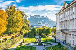 Excursión privada a la ciudad de Salzburgo, incluido paseo a pie por la ciudad vieja de Salzburgo