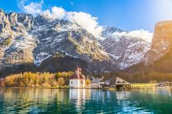 Día completo Alpes bávaros y Eagles Nest Tour incluyendo todos los honorarios de entrada