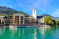 Excursión privada: Excursión de un día a los lagos austríacos desde Salzburgo