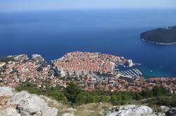 Tour privado: Panorama de Dubrovnik en coche