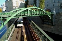 Traslado de salida privado de la estación de trenes de Viena