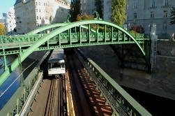 Traslado privado de la llegada de la estación de tren de Viena