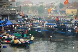 Hoi An Crucero Sunrise y el mercado del pescado Tour
