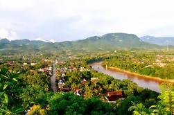 Excursión en cascada de río de Nam Khan de todo el día y excursión en cascada de Tad Sae desde Luang Prabang