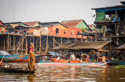 Excursión de un día en grupo pequeño a Kompong Khleang de Siem Reap