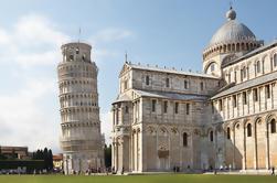 Private Tour: Pisa en de scheve toren