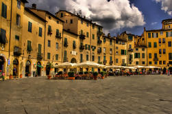 Private Tour: Lucca en Pisa met typische gebak Proeven en optionele Lunch
