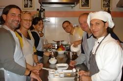 Clase de cocina toscana y cena en Florencia