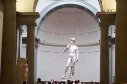 Florencia Maravillas Paseo a pie con Accademia y Uffizi Visitas guiadas