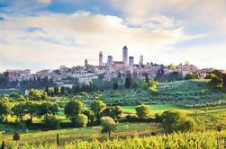 Viagem Independente a San Gimignano de Florença com Transporte Privado