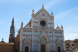 Privé Rondleiding in Santa Croce Basilica van Florence en zijn oude Leather School