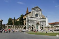 Visita guiada privada de la Basílica de Santa Maria Novella de Florencia y su Officina Profumo Farmaceutica