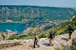 Senderismo: La escalera de Kotor