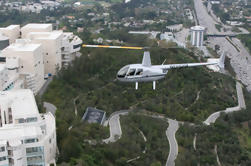 Los Angeles Celebrity Homes Helicopter Vuelo
